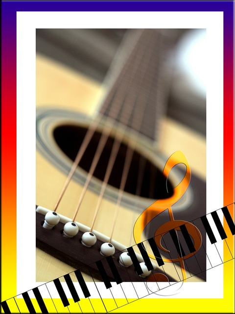 Guitar acoustic guitar musical instrument, music.