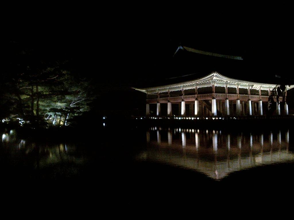 Gyeongbok palace republic of korea forbidden city.
