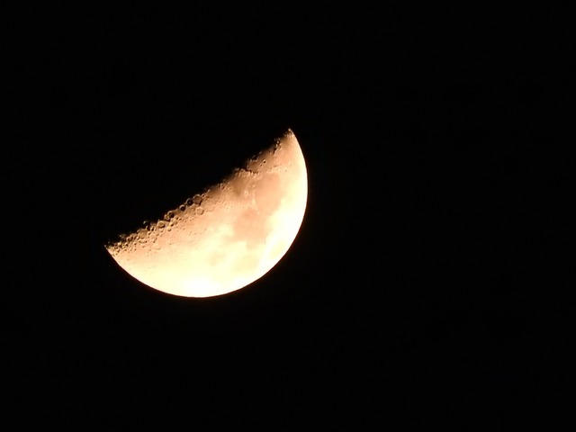 Half moon grooves.