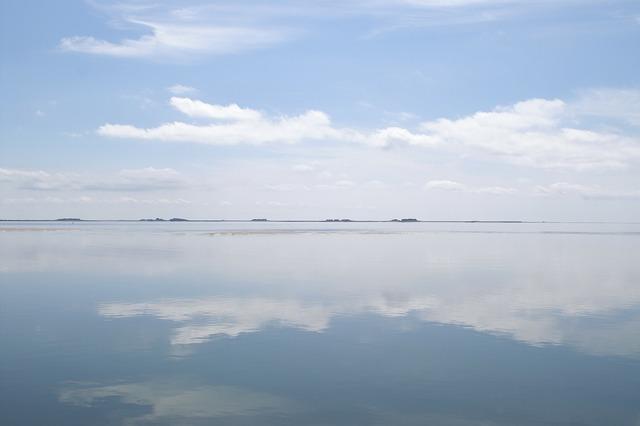 Halligen north sea nordfriesland.