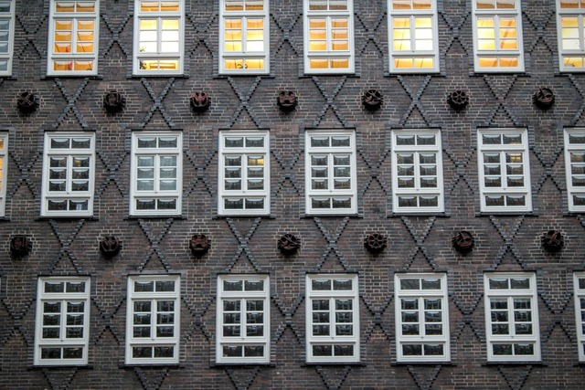Hamburg building window, architecture buildings.
