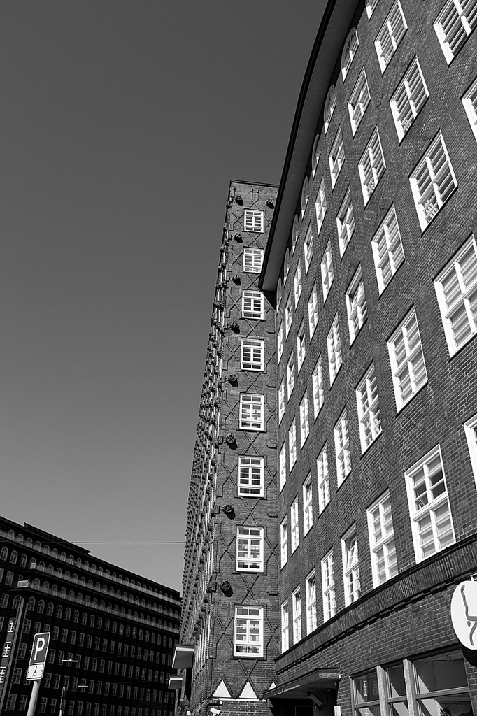 Hamburg chile-house architecture, architecture buildings.