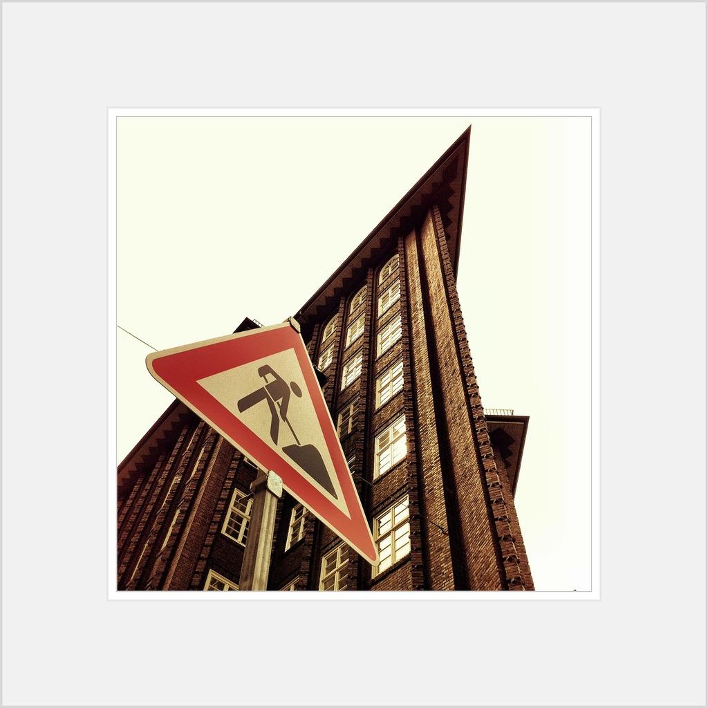 Hamburg germany brick, architecture buildings.