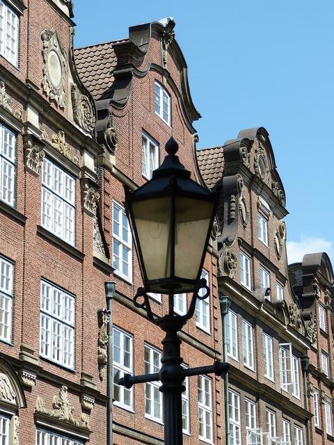 Hamburg hanseatic city architecture, architecture buildings.