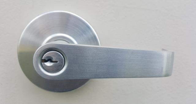 Handle door handle doorknob.