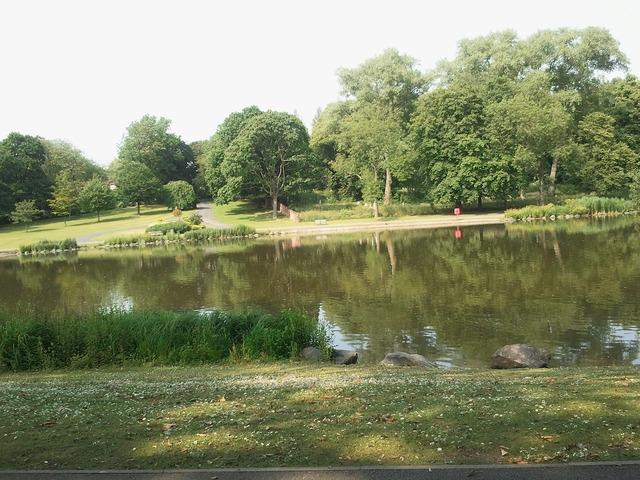 Handsworth park birmingham.