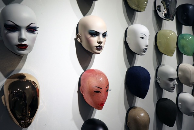 Hans boodt mannequin faces, beauty fashion.