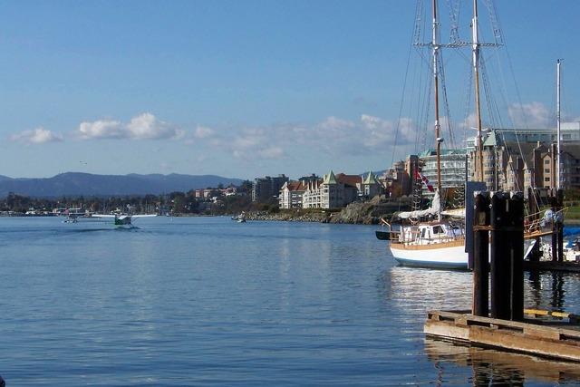 Harbor victoria canada canada.