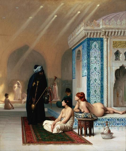 Harem bad arabia.