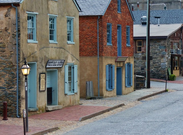 Harpers ferry harper ferry, architecture buildings.