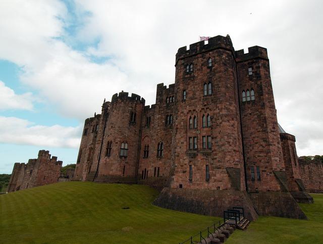 Harry potter castle harry potter alnwick, places monuments.