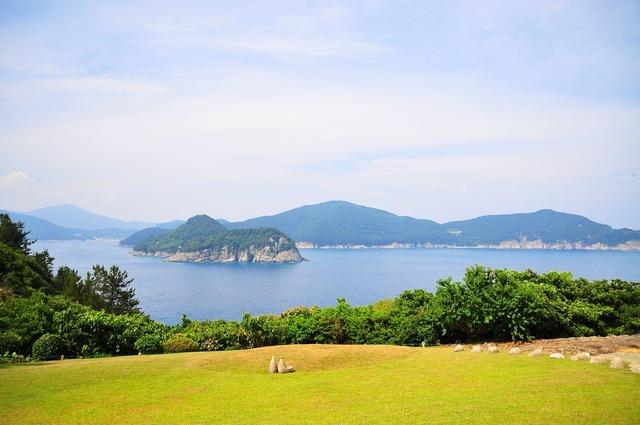 Having an affair island sea, travel vacation.