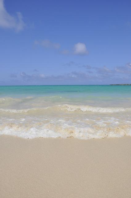 Hawaii kailua beach, travel vacation.