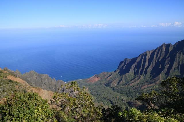 Hawaii kauai kalalau.