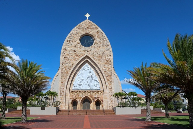 Heaven catholic church cross, religion.