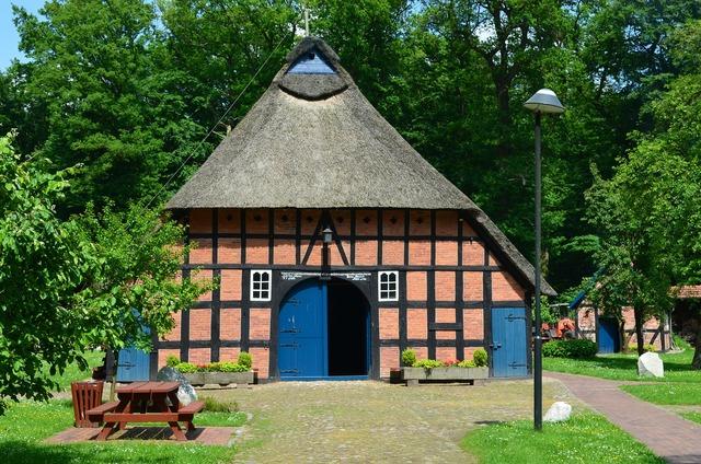 Heimathaus forsthaus truss.
