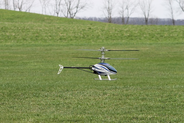 Helicopter rc model helicopter.