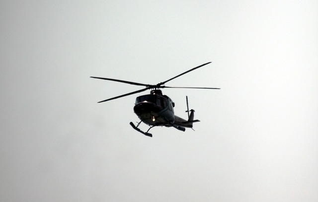 Helicopter vehicles air traffic, transportation traffic.