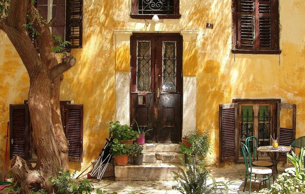 Hellas athens facade, architecture buildings.
