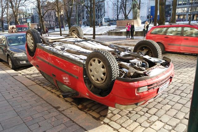 Helsinki finland car, transportation traffic.