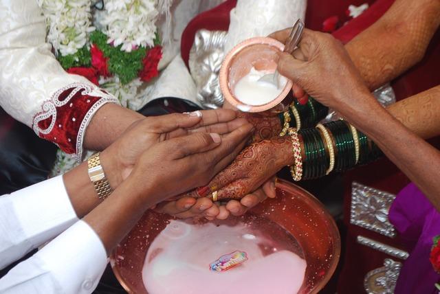Henna india wedding.