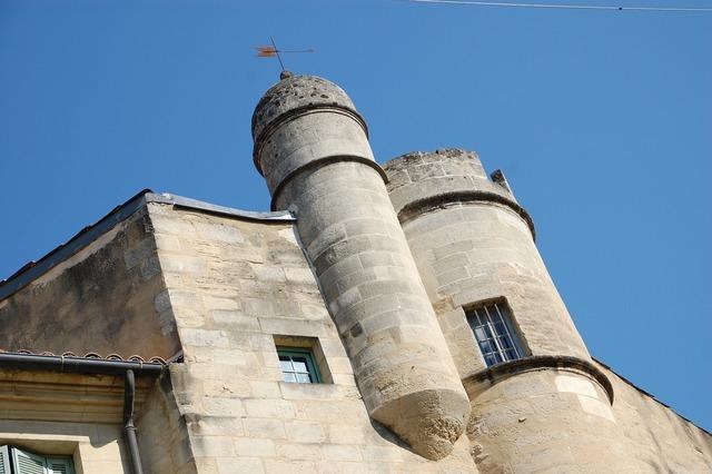 Heritage building turret, architecture buildings.