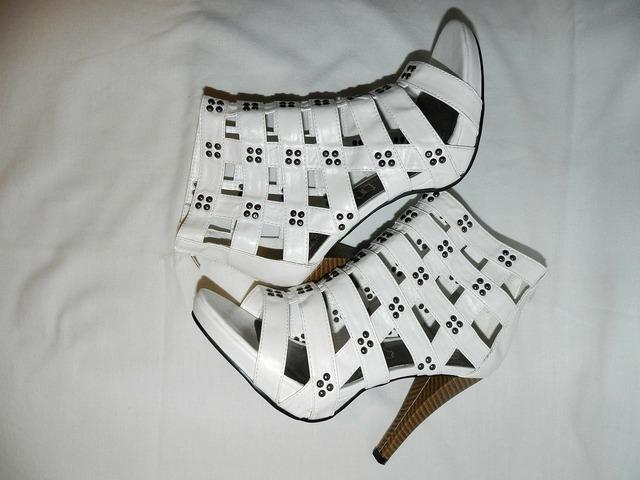 High heel heels.