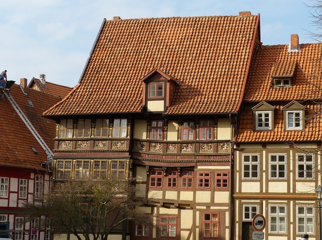 Hildesheim germany lower saxony historically, architecture buildings.