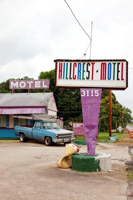 Hillcrest motel sheffield alabama.