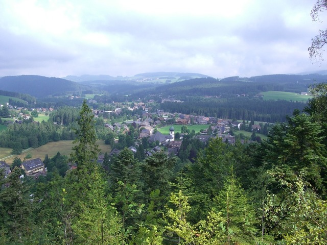 Hinterzarten black forest outlook.