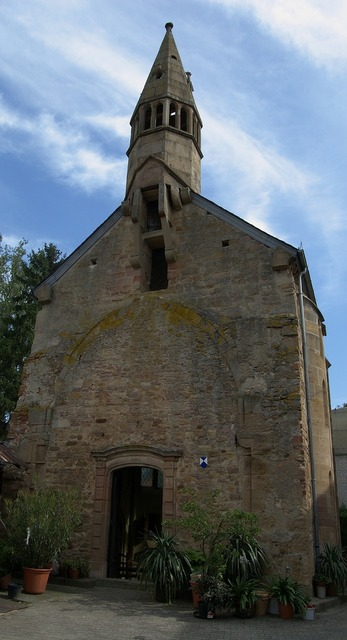 Hof iben church templar, religion.