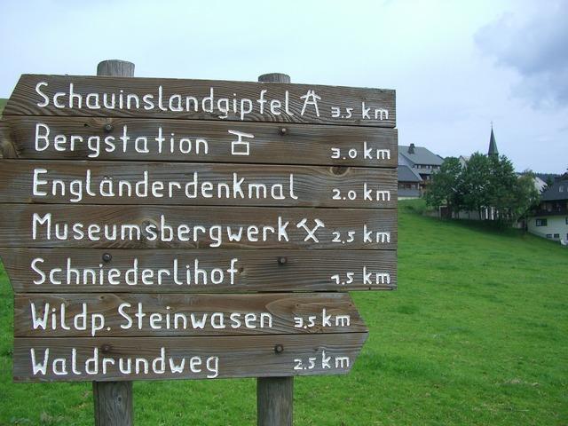 Hofsgrund directory wooden slats.