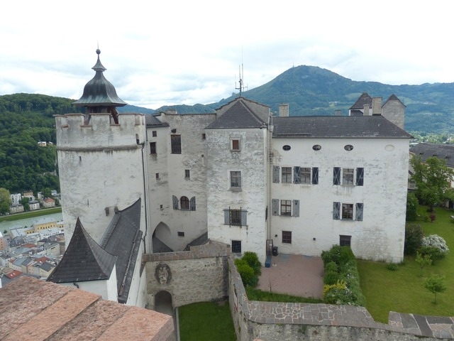 Hohensalzburg fortress castle fortress, places monuments.