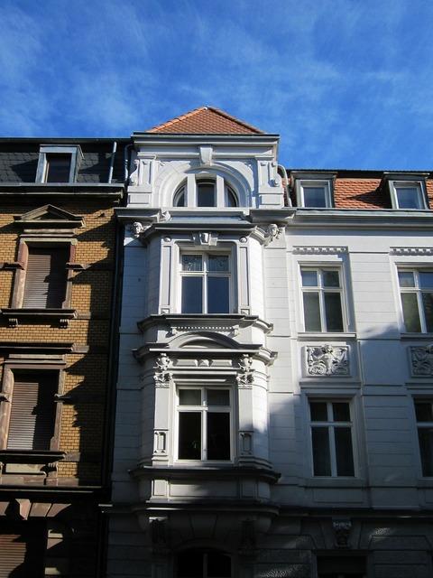 Hohenzollernstr saarbruecken house, architecture buildings.