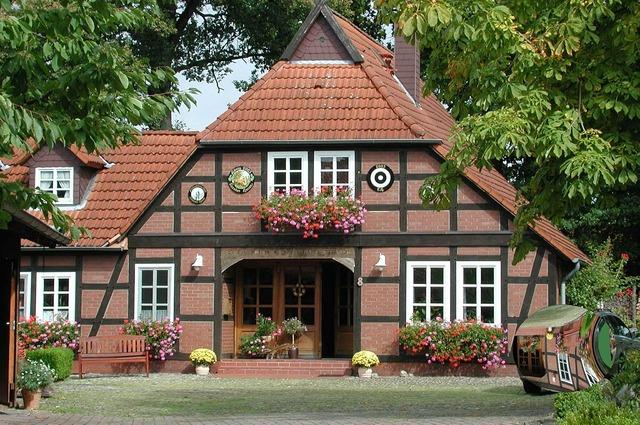 Home farmhouse building, architecture buildings.