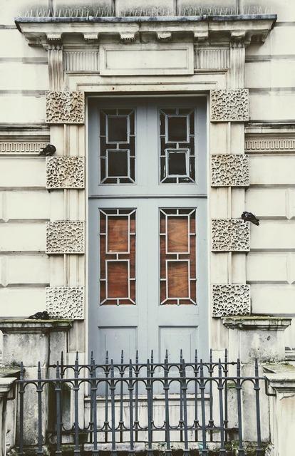 Home house entrance entrance door, architecture buildings.