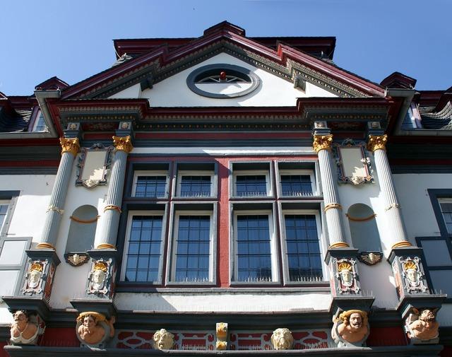Home villa by der-leyen, architecture buildings.