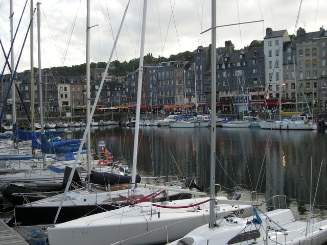 Honfleur france normandy, travel vacation.