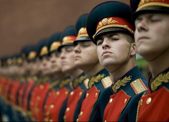 Honor guard 15s guard.