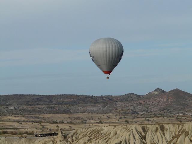 Hot air balloon captive balloon hot air balloon ride.