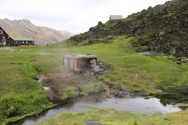 Hot spring youth iceland.