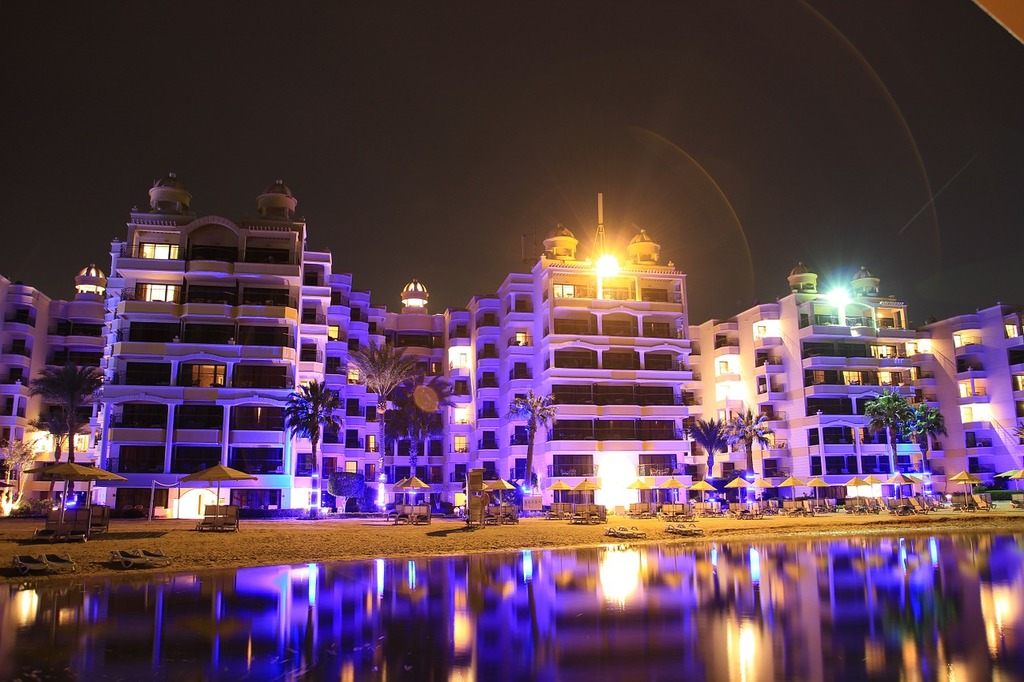 Hotel egypt hurghada, travel vacation.