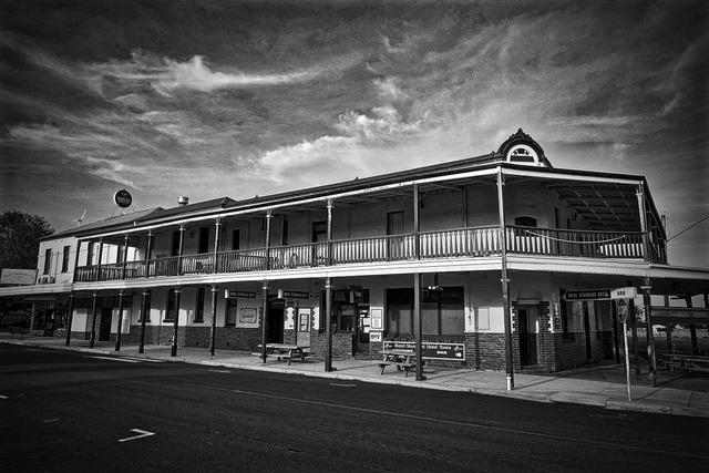 Hotel historic landmark, places monuments.
