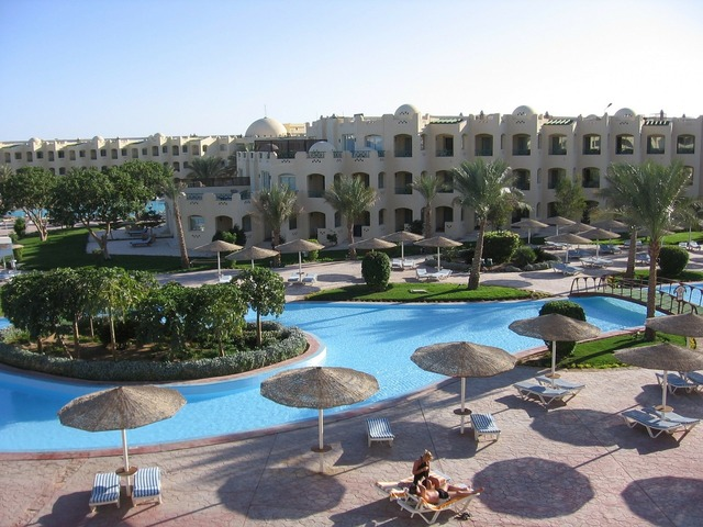 Hotel hurghada resort, architecture buildings.