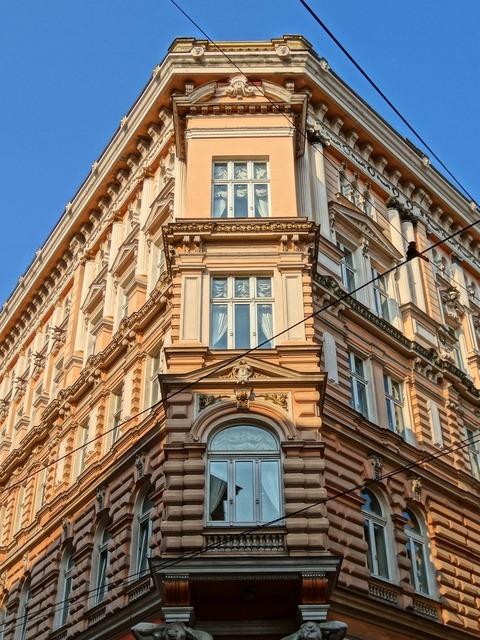 Hotel pod orlem bydgoszcz windows, architecture buildings.