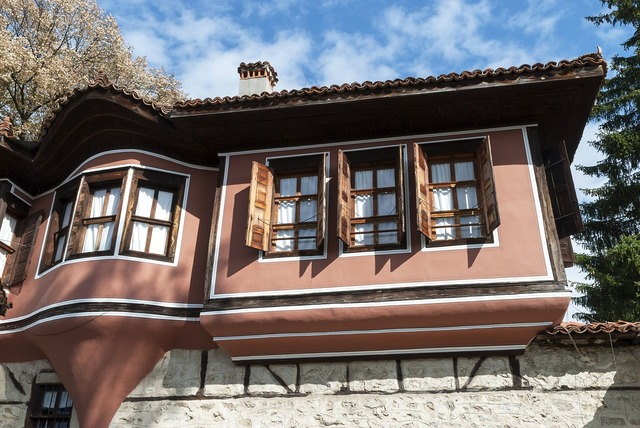 House koprivshtitsa bulgaria, architecture buildings.