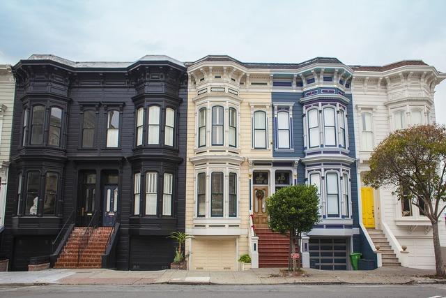 Houses facades architecture, architecture buildings.