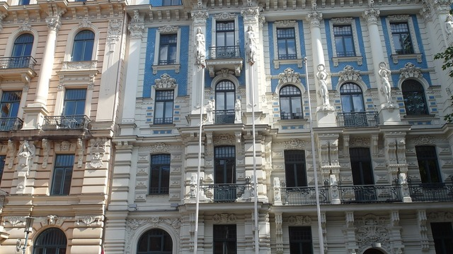 Houses facades architecture historic building, architecture buildings.