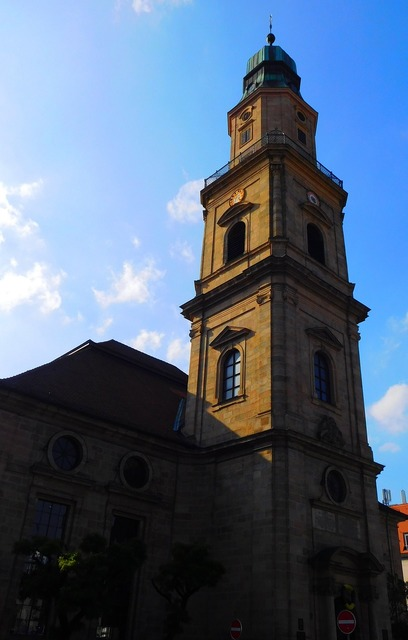 Huguenot church church steeple, religion.