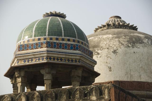 Humayun mausoleum dome mogul, architecture buildings.